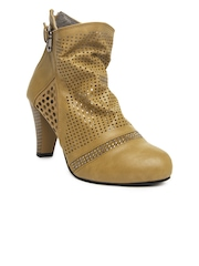 Portia Women Brown Boots
