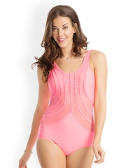 Pretty Secrets Women Pink Swimsuit