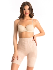 PrettySecrets Nude-Coloured Super Slimming Hip & Thigh Shaper PSSH2014AW016