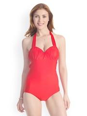 PrettySecrets Women Red Swimwear PSSW2014AW026