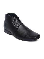 Provogue Men Black Casual Shoes