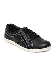 Provogue Men Black Casual Shoes