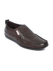 Provogue Men Brown Loafers