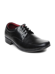 Provogue Men Black Formal Shoes