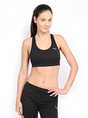 Puma Black Gym Sports Bra 51202201
