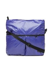 Puma Blue Gym Lux Sling Bag