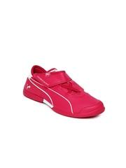 Puma Girls Pink Future Cat SuperLT SL V Casual Shoes