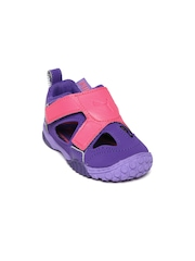 Puma Girls Purple & Pink Casual Shoes
