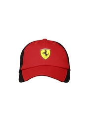 Puma Boys Black & Red Ferrari Cap