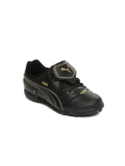 Puma Kids Black Esito Finale TT Jr Sports Shoes
