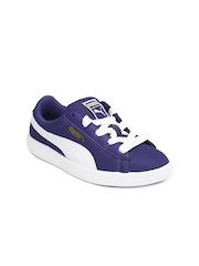 Puma Kids Blue Archive Lite Jr Casual Shoes