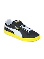 Puma Men Black Archive Lite Lo Ripstop Casual Shoes