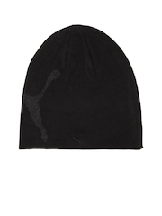 Puma Men Black Big Cat Beanie