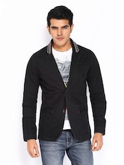 Puma Men Black Blazer