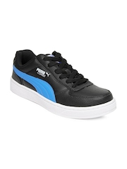 Puma Men Black Contest Lo Ind Casual Shoes