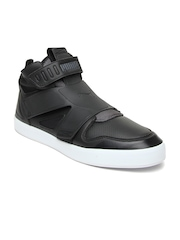Puma Men Black El Rey Future Sneakers