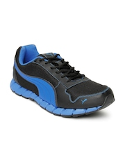 Puma Men Black Kevler DP Running Shoes