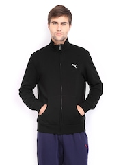 Puma Men Black Sweatshirt