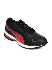 Puma Men Black Tazon 5 Running Shoes