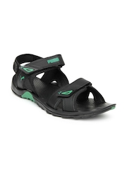 Puma Men Black Vesta SDL Ind Sports Sandals