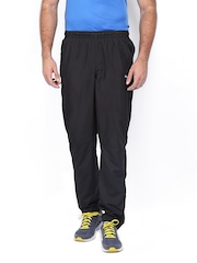 Men Black Wind Track Pants Puma