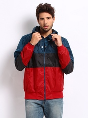 Puma Men Blue & Red Jacket