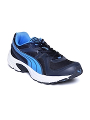 Puma Men Blue Kuris II Ind Running Shoes