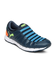 Puma Men Blue Osu V3 Nm Sports Shoes