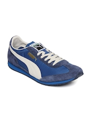 Puma Men Blue SF77 Sports Shoes