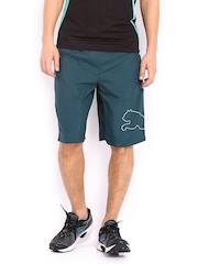Puma Men Blue Shorts
