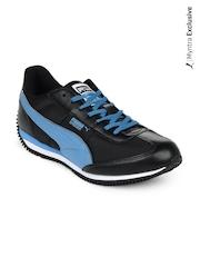 Puma Men Blue Speeder Tetron II Casual Shoes