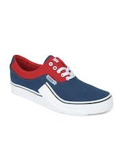 Puma Men Blue Villian S Casual Shoes