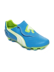 Puma Men Blue v3 11 I FG Sports Shoes