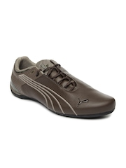Puma Men Brown Future Cat M2 Casual Shoes