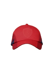 Puma Men Red Ferrari Lifestyle Cap