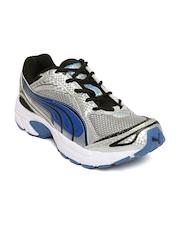 Puma Men Silver Toned Cruz Ind Sports Shoes