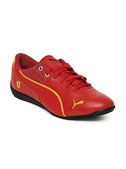 Puma Men Red Drift Cat 6 Ferrari Casual Shoes
