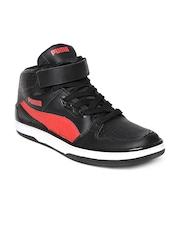 Puma Men Black Unlimited Mid DP Casual Shoes