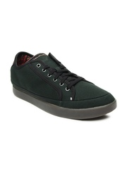 Puma Men Black Alexander McQueen Step Lo Casual Shoes