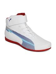 Puma Men White evoSPEED Sports Shoes