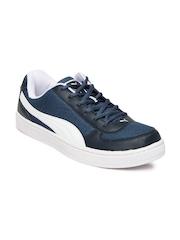 Puma Men Blue Contest Lite DP Casual Shoes