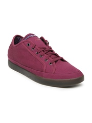 Men Purple McQ Step Low Marble Casual Shoes Puma