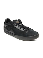 Puma Men Black Alexander McQueen Climb Lo Casual Shoes