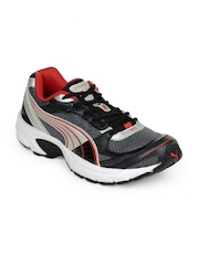 Puma Men Exsis II Ind. Black Running Shoes