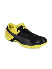 Puma Men Black Future Cat Ferrari Sports Shoes