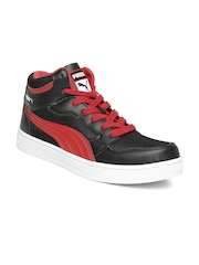 PUMA Men Black Rebound Lite DP Casual Shoes