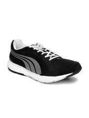 Puma Men Black Descendant Ind Running Shoes