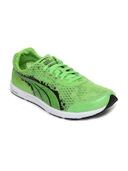 Puma Men Green Faas 200 R Sports Shoes