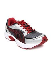 Puma Men Grey Axis III DP Sports Shoes