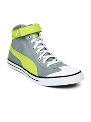 Puma Men Grey Casual Shoes